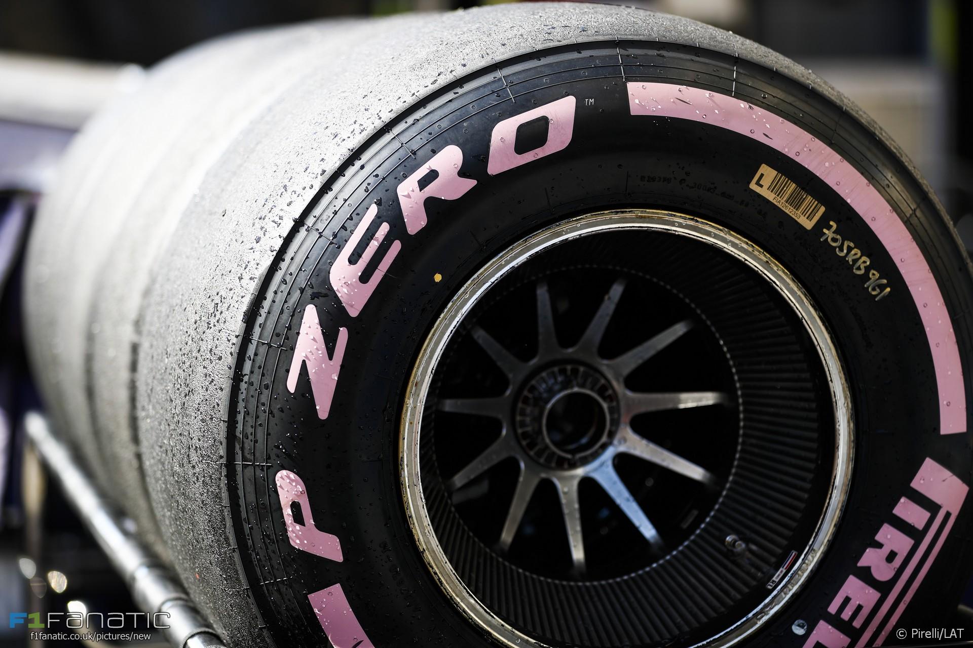 Hyper soft tyre, Yas Marina, 2017