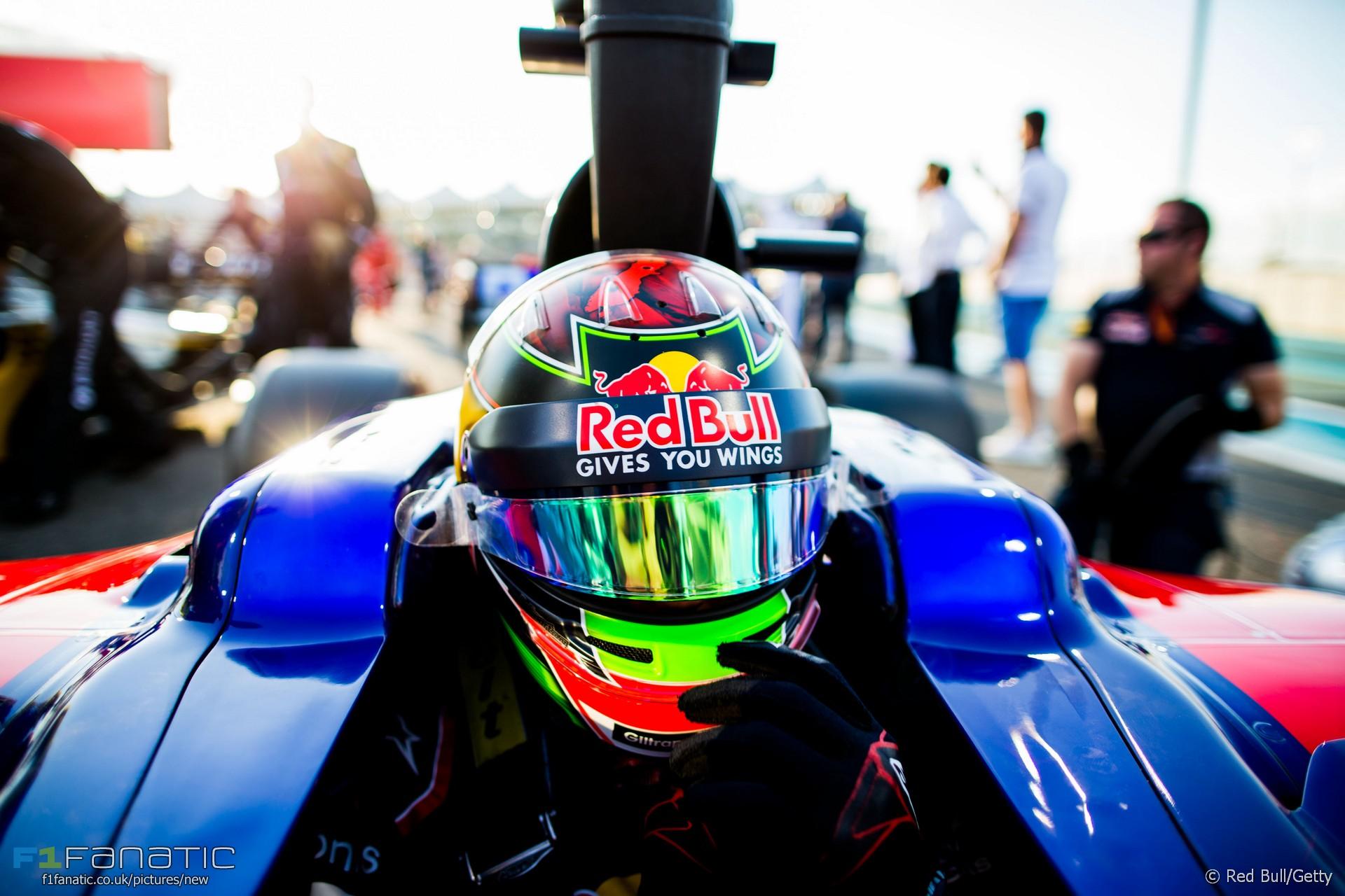 Brendon Hartley, Toro Rosso, Yas Marina, 2017