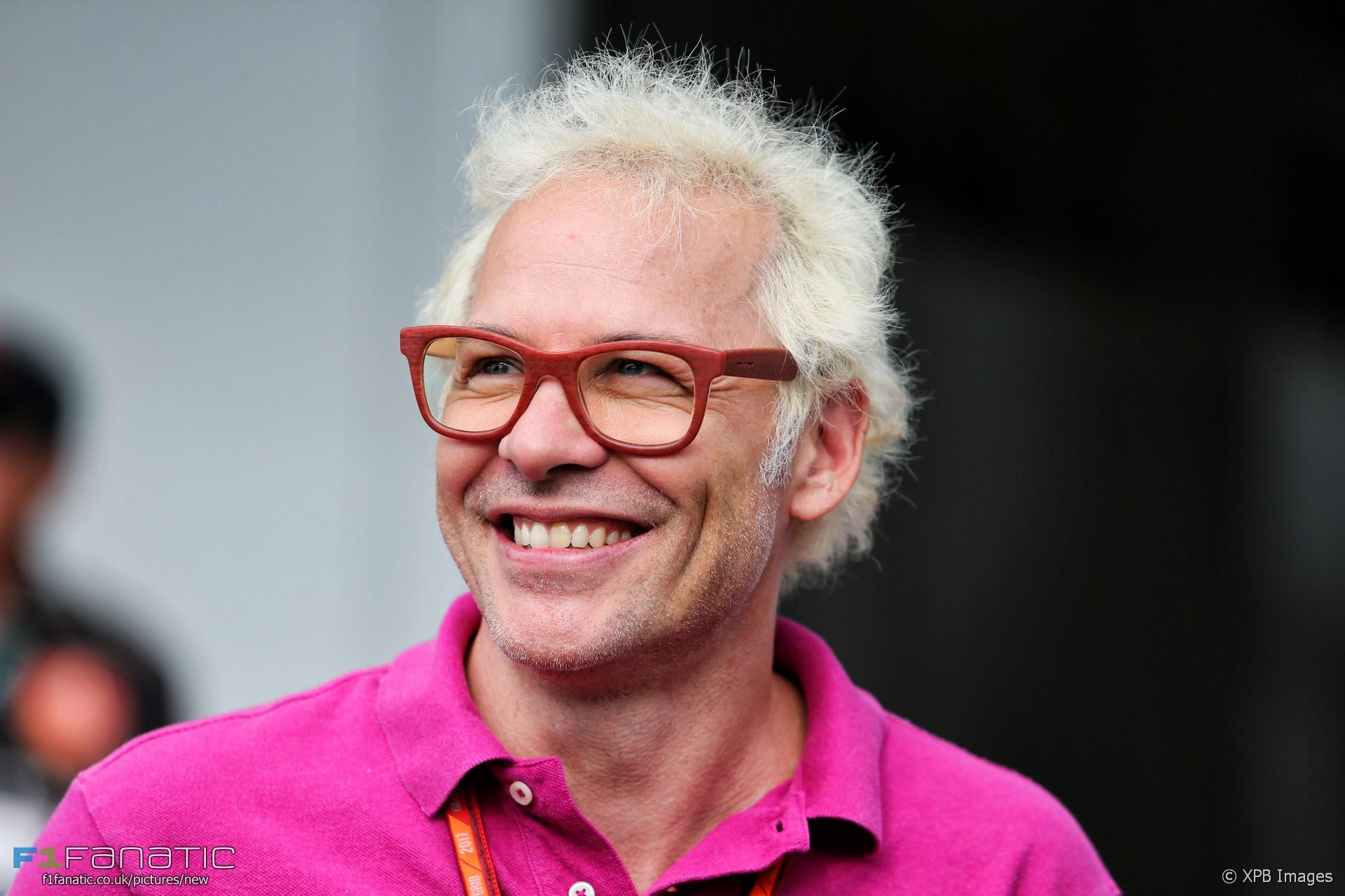 Jacques Villeneuve, 2017