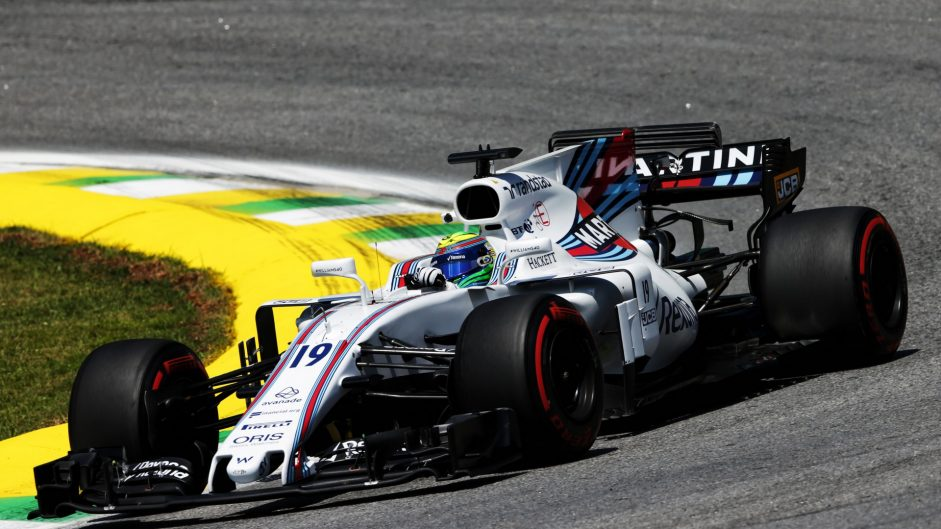 """Massa says """"perfect"""" final home race is one he won't forget"""