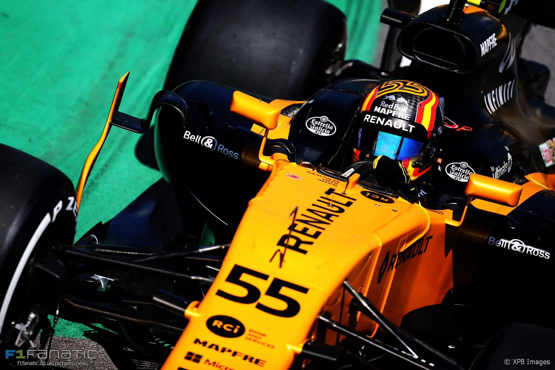 Carlos Sainz Jnr, Renault, Interlagos, 2017