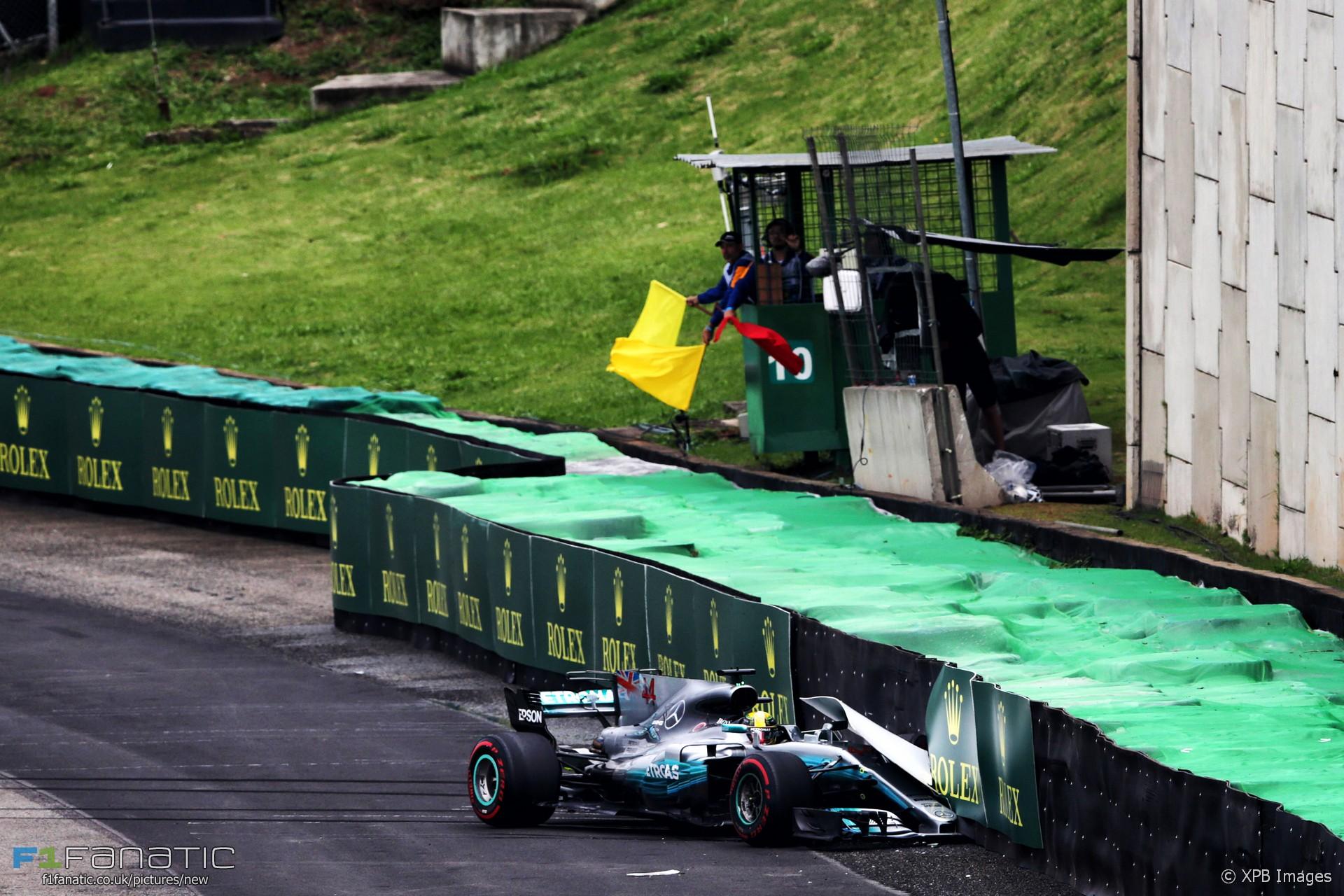 Lewis Hamilton, Mercedes, Interlagos, 2017
