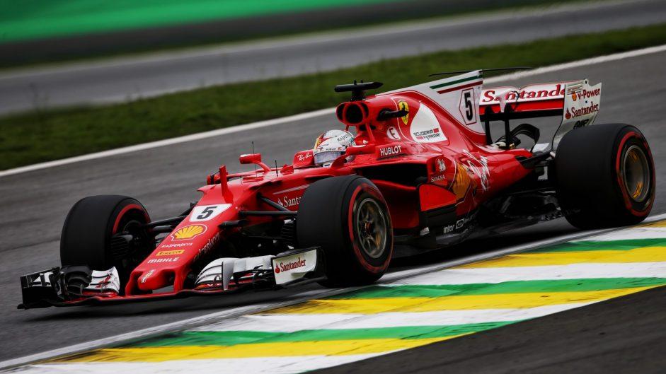 2017 Brazilian Grand Prix championship points