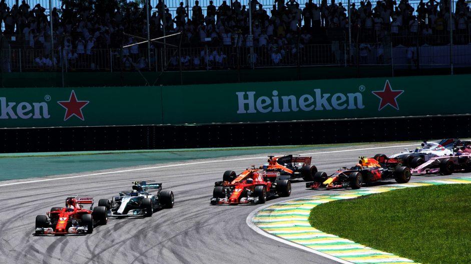 """We lost it in the start"": Brazilian GP team radio highlights"