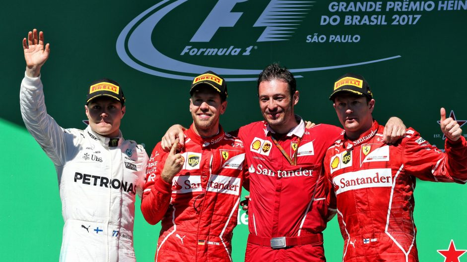 2017 Brazilian Grand Prix result