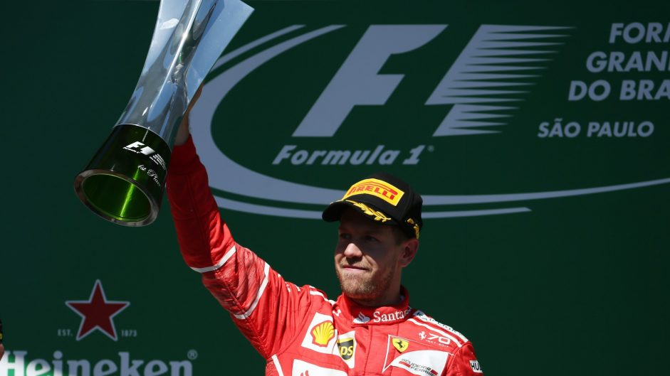 First-lap pass was crucial as Mercedes were quicker – Vettel