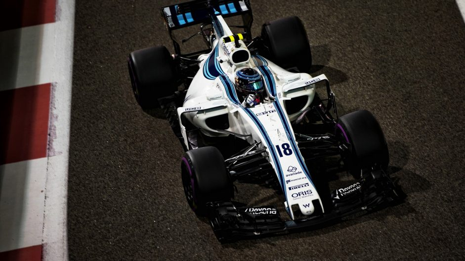 """""""I was lost"""" Stroll admits after three-stop race"""