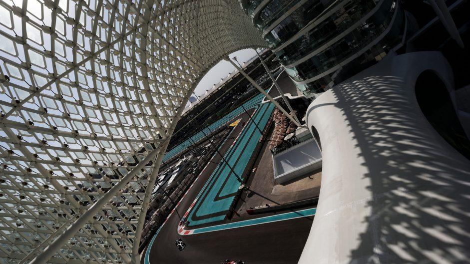 """Tilke considering """"small"""" Abu Dhabi track change to make passing easier"""
