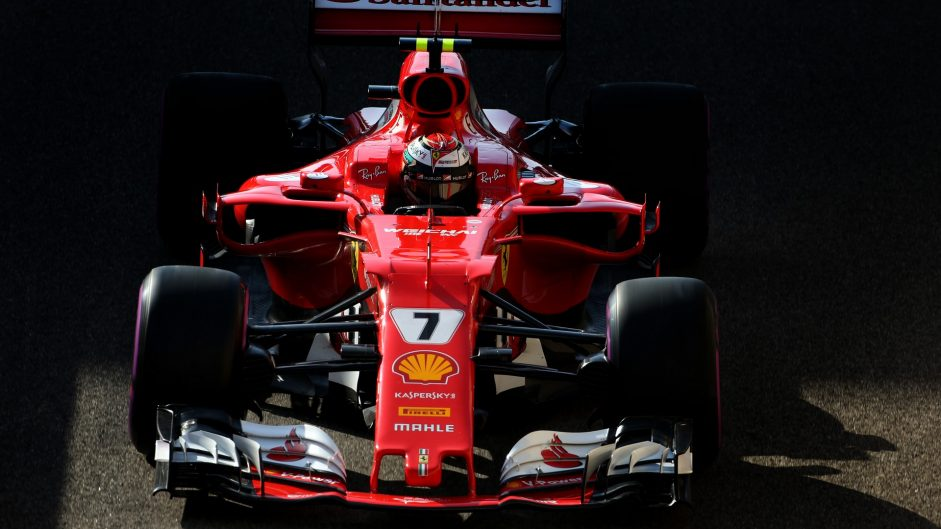"""Boring"" race was dominated by fuel-saving, says Raikkonen"