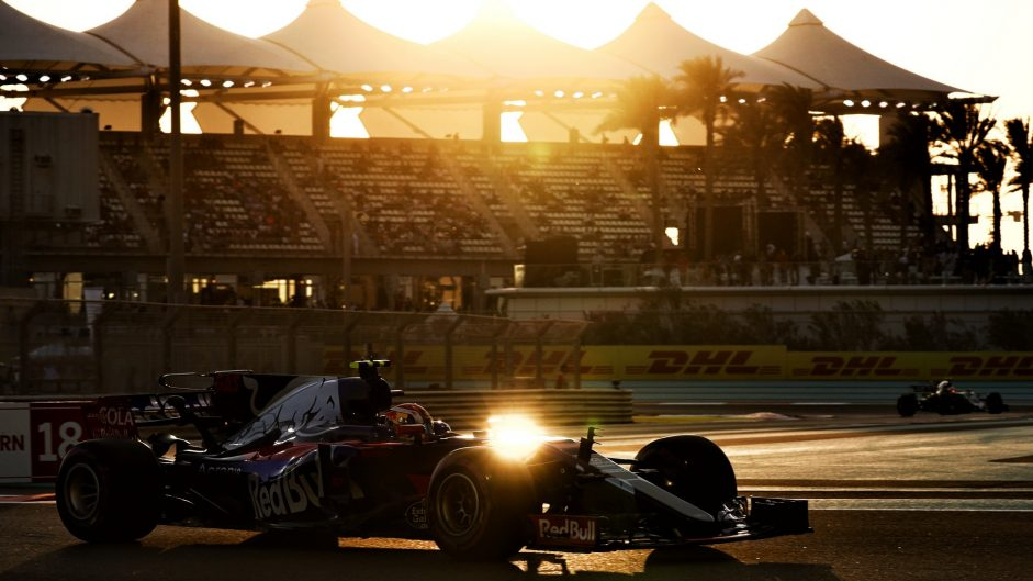 2017 Abu Dhabi Grand Prix qualifying and final practice in pictures