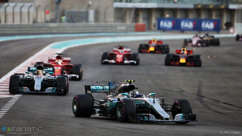Hamilton wants changes to aid overtaking at Yas Marina
