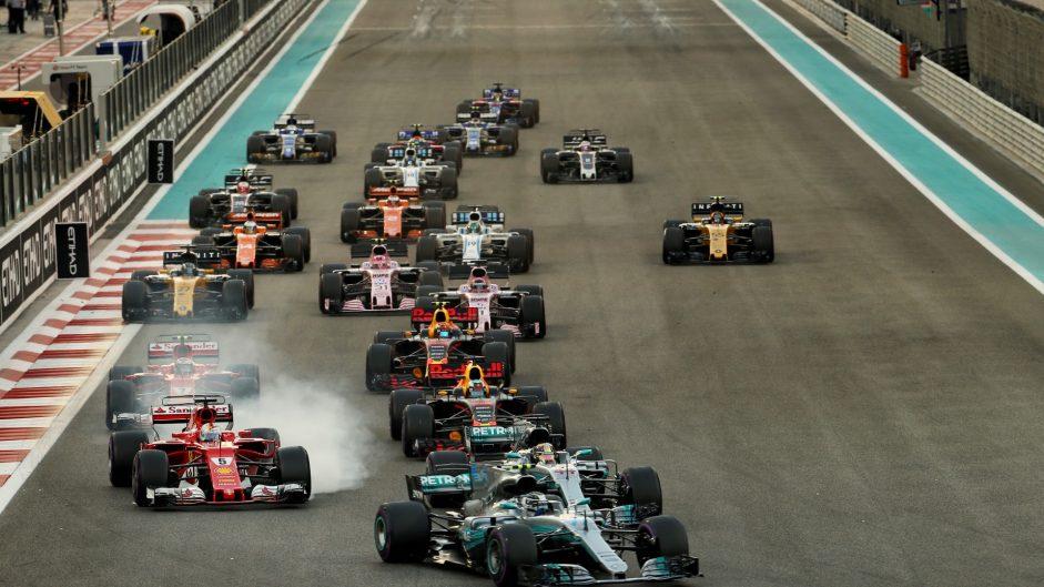 Rate the race: 2017 Abu Dhabi Grand Prix