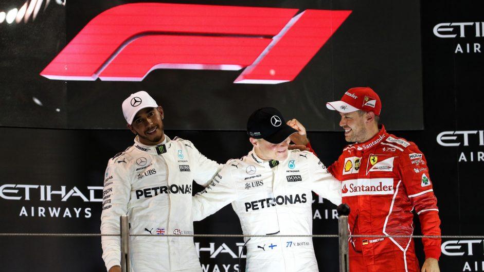"Bottas hails ""really important win"""