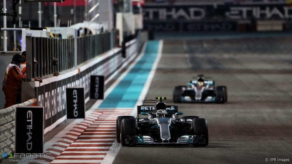 """F1 striving to """"get rid of predictability"""""""