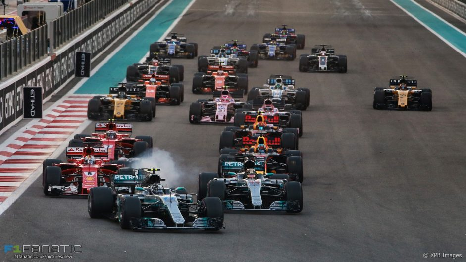 Vote for your 2017 Abu Dhabi Grand Prix Driver of the Weekend