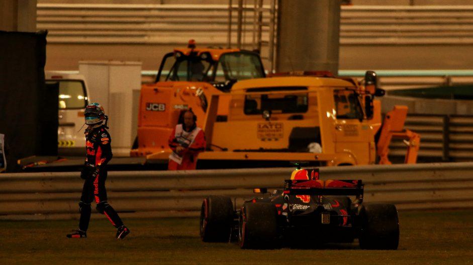 Daniel Ricciardo, Red Bull, Yas Marina, 2017