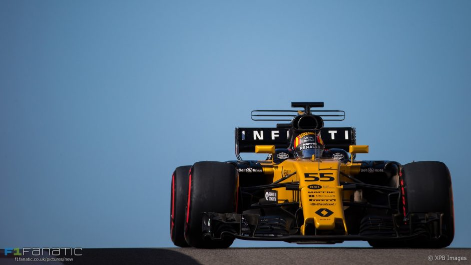Renault made slow but certain progress in second season