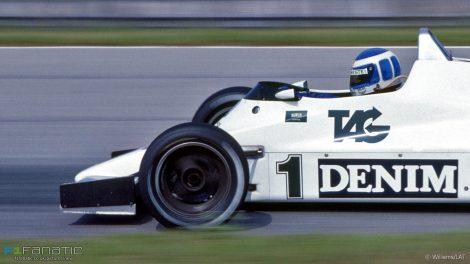 Keke Rosberg, Williams, 1983