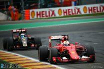 How a secret Mercedes engine mode helped pressure Vettel into a race-ending puncture