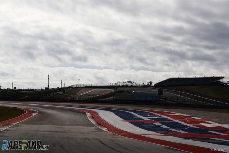 Circuit of the Americas, 2017