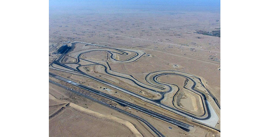 New Photos Show Kuwait S F1 Spec Circuit Taking Shape