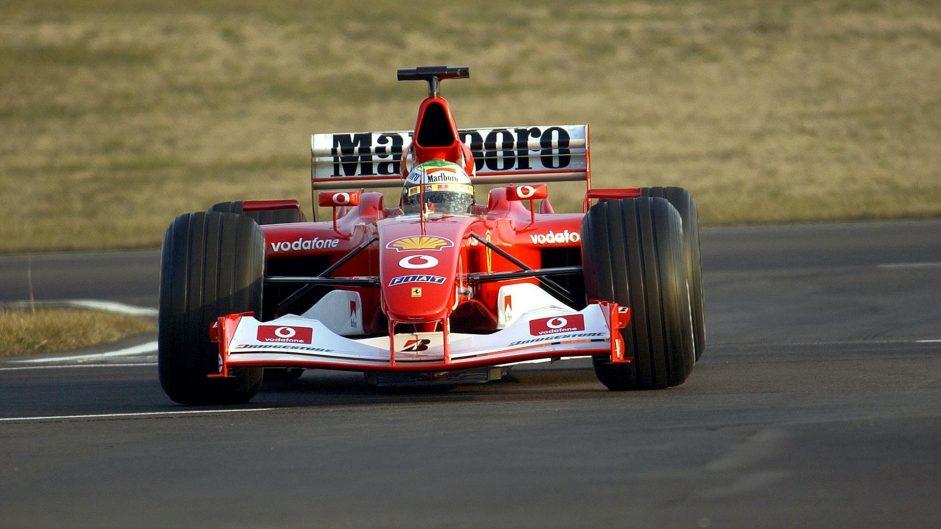 Felipe Massa, Ferrari, 2003