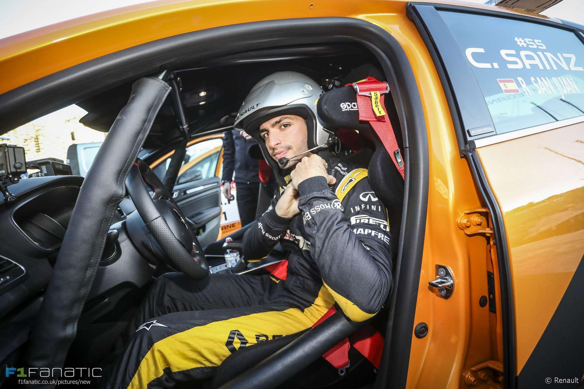 Carlos Sainz Jnr, Renault, Rallye Mote Carlo, 2018