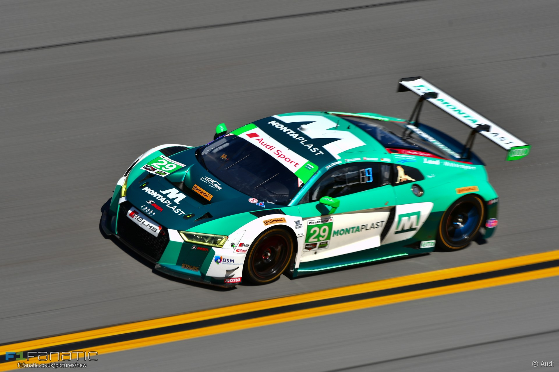 Land Motorsport Audi R8 Lms Gt3 Daytona 24 Hours 2018 Racefans
