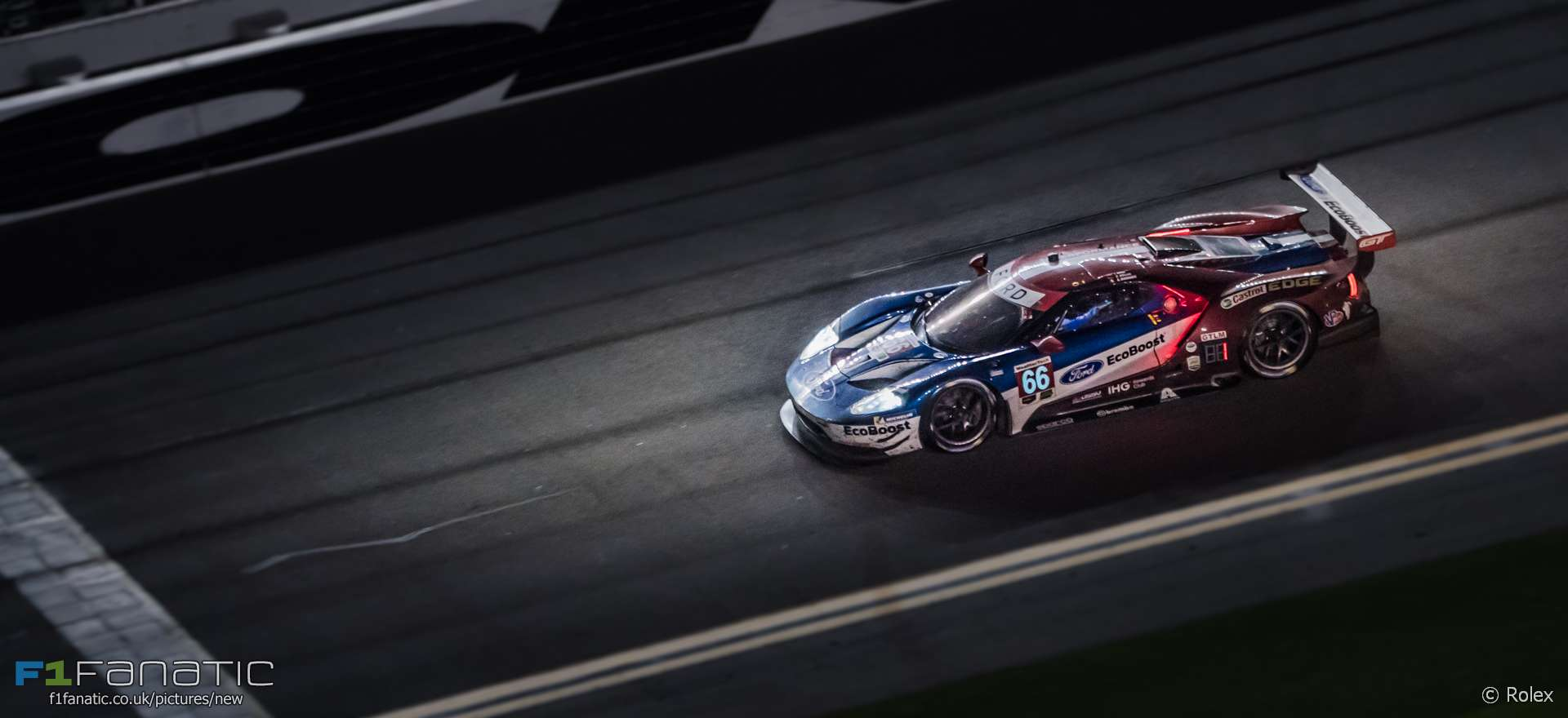 Ford Gt Daytona 24 Hours 2018