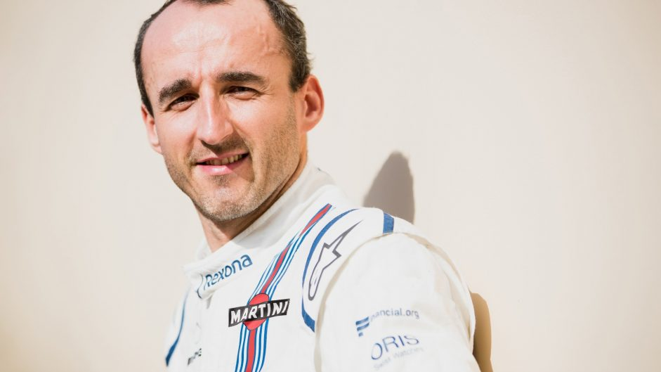 Kubica says he's still targeting a return to F1 racing
