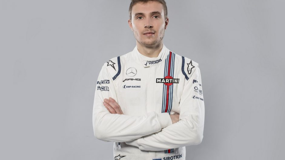 Sergey Sirotkin, Williams, 2018