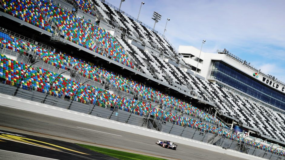 United Autosports, Daytona 24 Hours testing, 2018