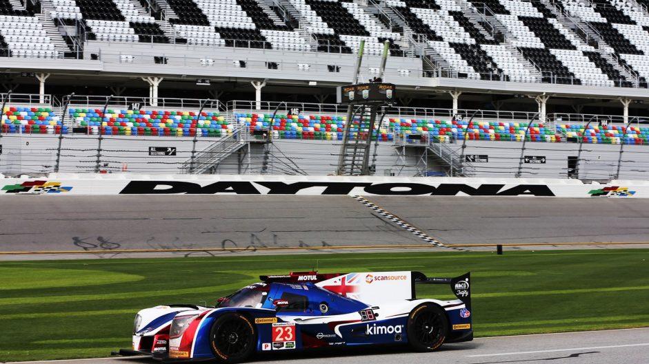 Fernando Alonso, United Autosports, Daytona 24 Hours testing, 2018
