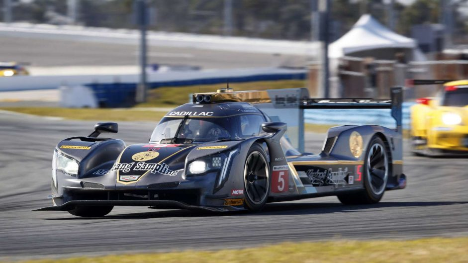 Mustang Sampling Racing Cadillac DPi-V.R, Daytona 24 Hours, 2018