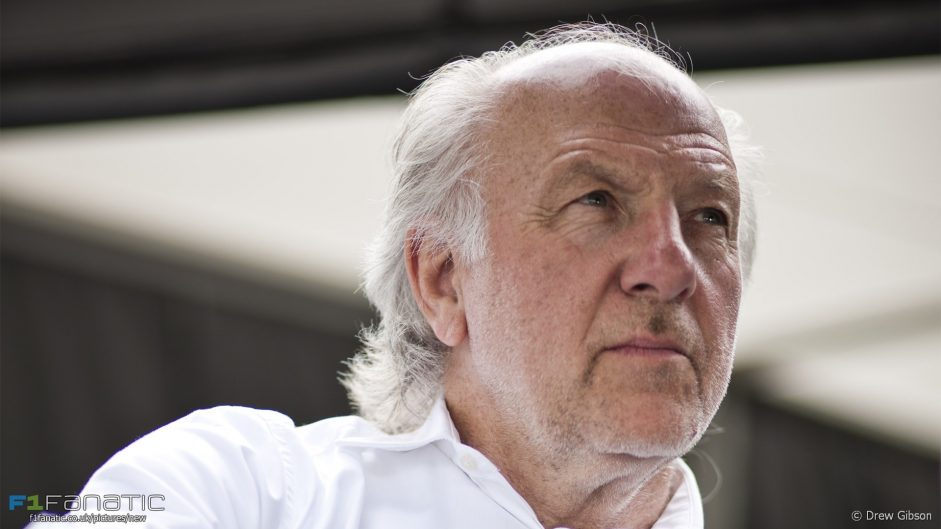 """Richards warns losing British GP would be """"a significant threat"""" to British motorsport"""