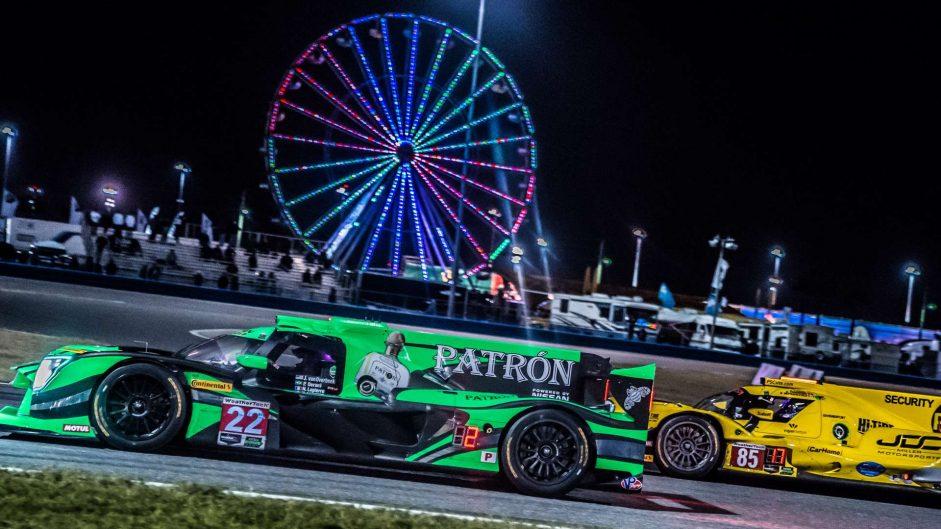 Nissan DPi, JDC-Miller Motorsports ORECA LMP2, Daytona 24 Hours, 2018