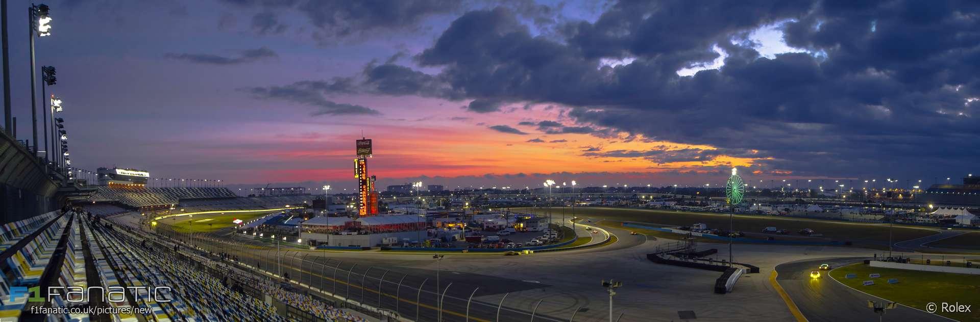 Daytona International Speedway, 2018