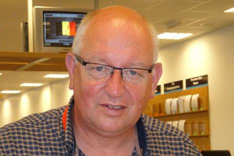 F1 Fanatic's new columnist Dieter Rencken