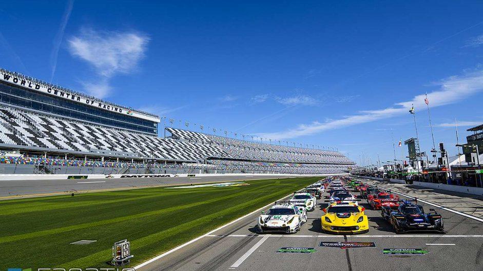Daytona 24 Hours field, 2018