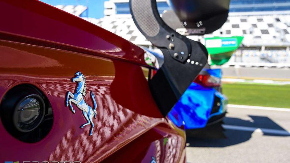 Ferrari, Daytona, 24 Hours, 2018