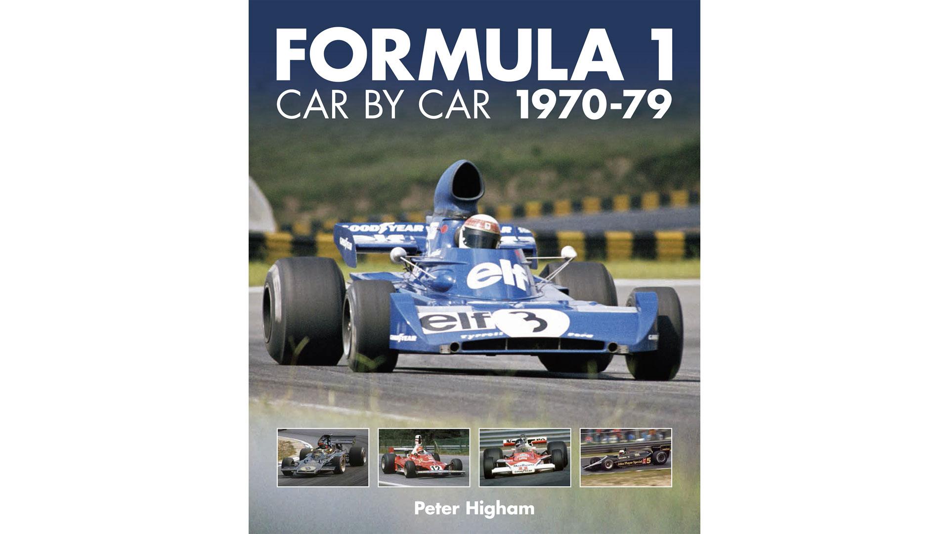 Formula 1 Car-by-Car 1970-79