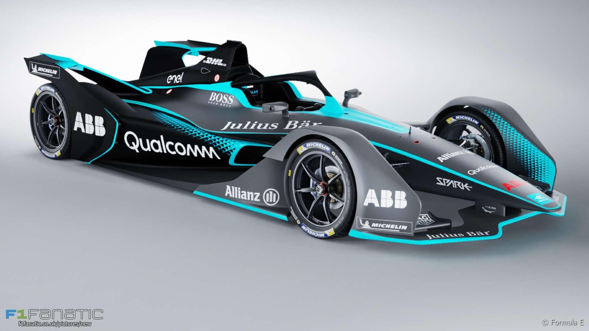 Formula E 2018-19 car reveal
