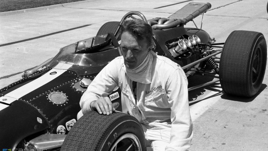Dan Gurney, 1931-2018