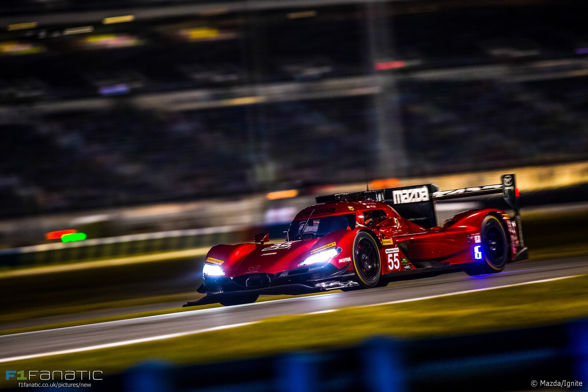 Mazda Rt24 P Daytona 24 Hours 2018