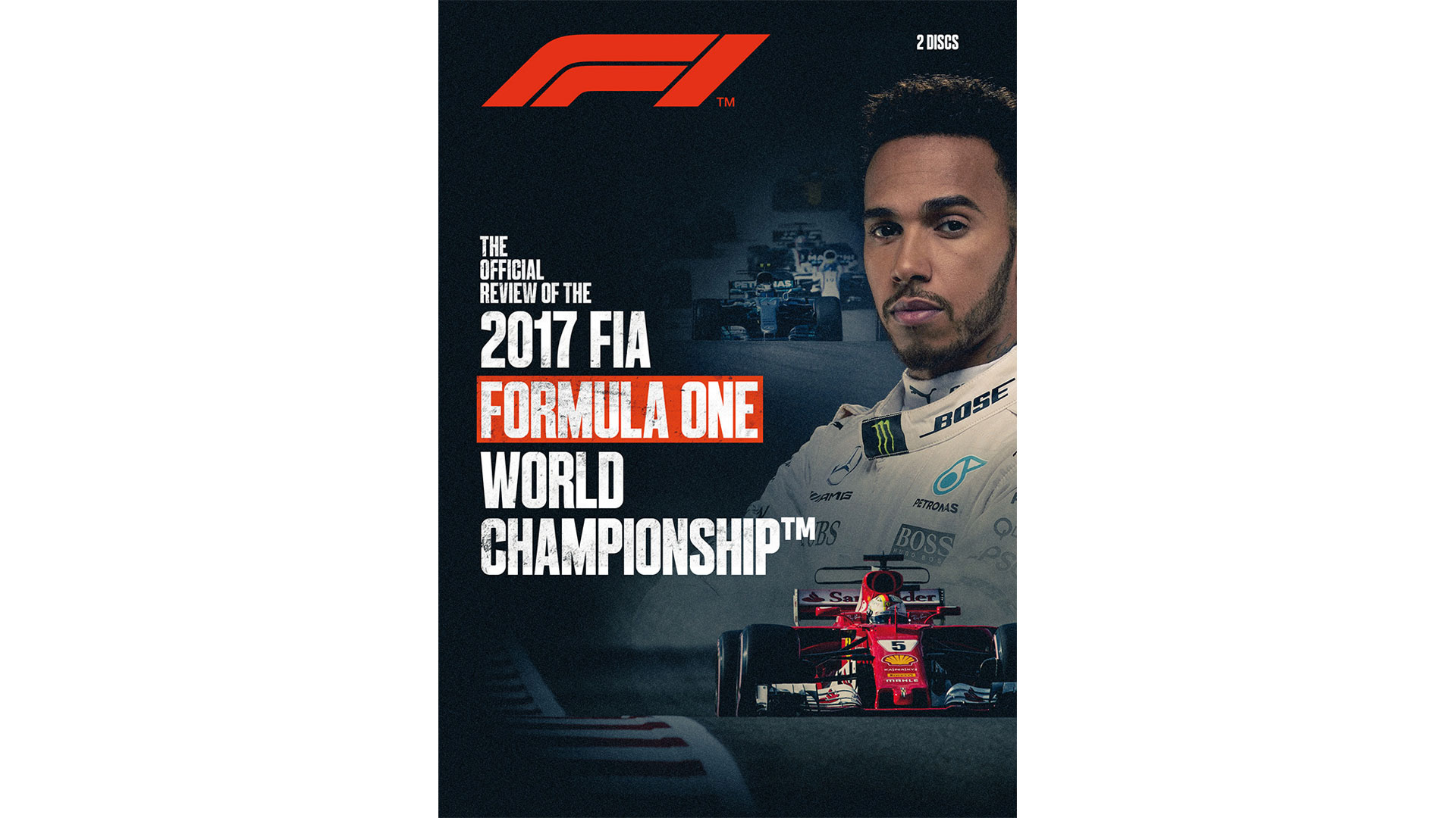 Official 2017 F1 season review video