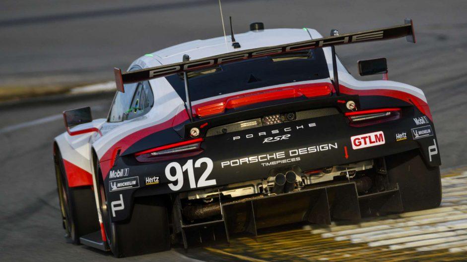 Porsche 911 RSR, Daytona 24 Hours, 2018
