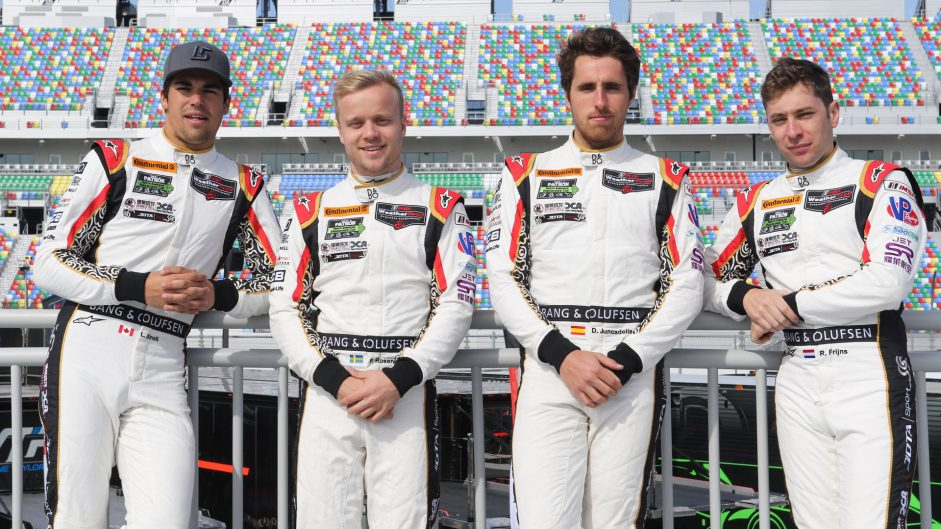 """Reuniting with F3 rivals is a """"once in a lifetime"""" chance – Stroll"""