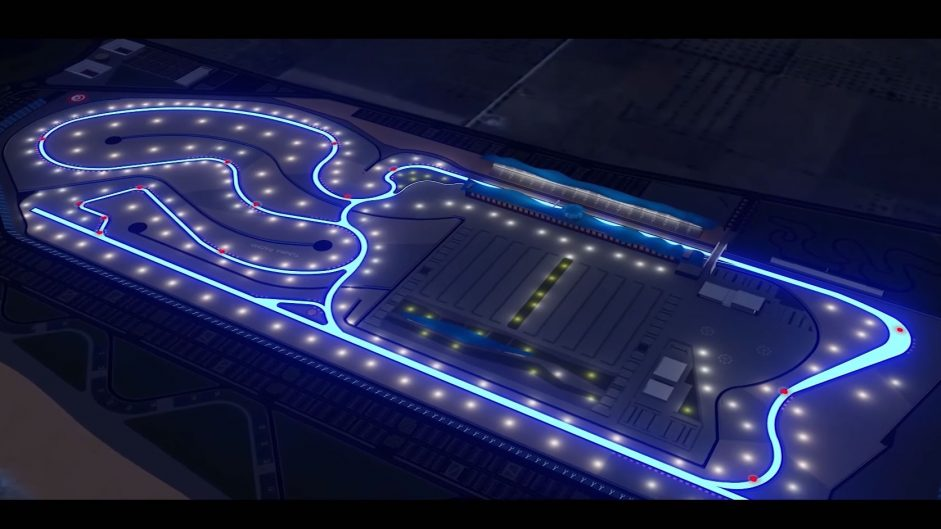 Plan for F1-standard track in Tunisia revealed