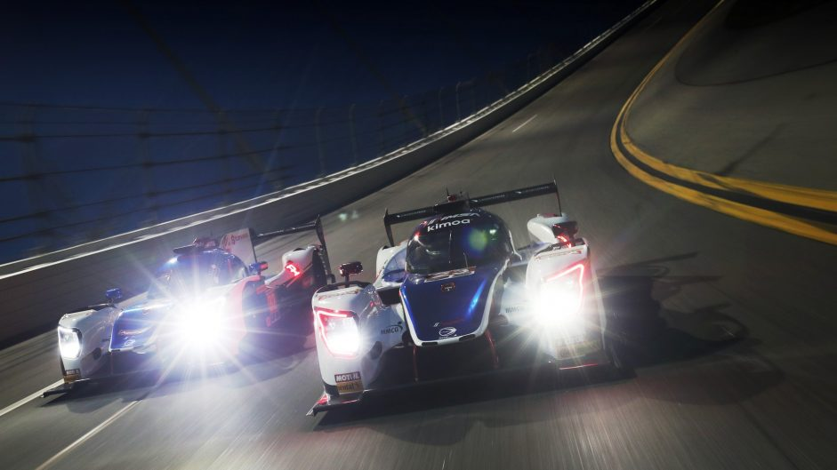 United Autosports, Daytona, 2018