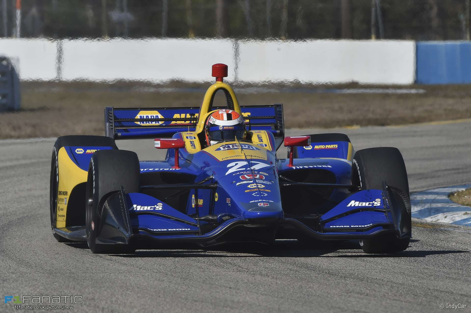 Alexander Rossi, Andretti, IndyCar, Sebring, 2018
